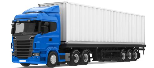 Container-Truck