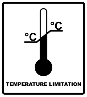 Temperature limitation