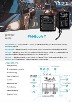 FM Eco4 T datasheet